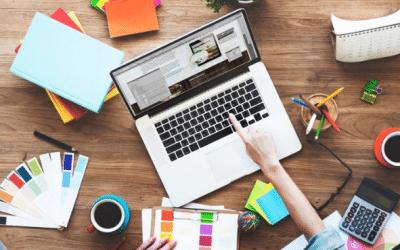 5 webdesign trends voor 2019